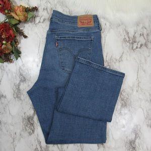 Levi's 505 Jeans {Straight}